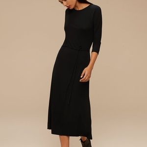 Babaton Haskell  Black Dress